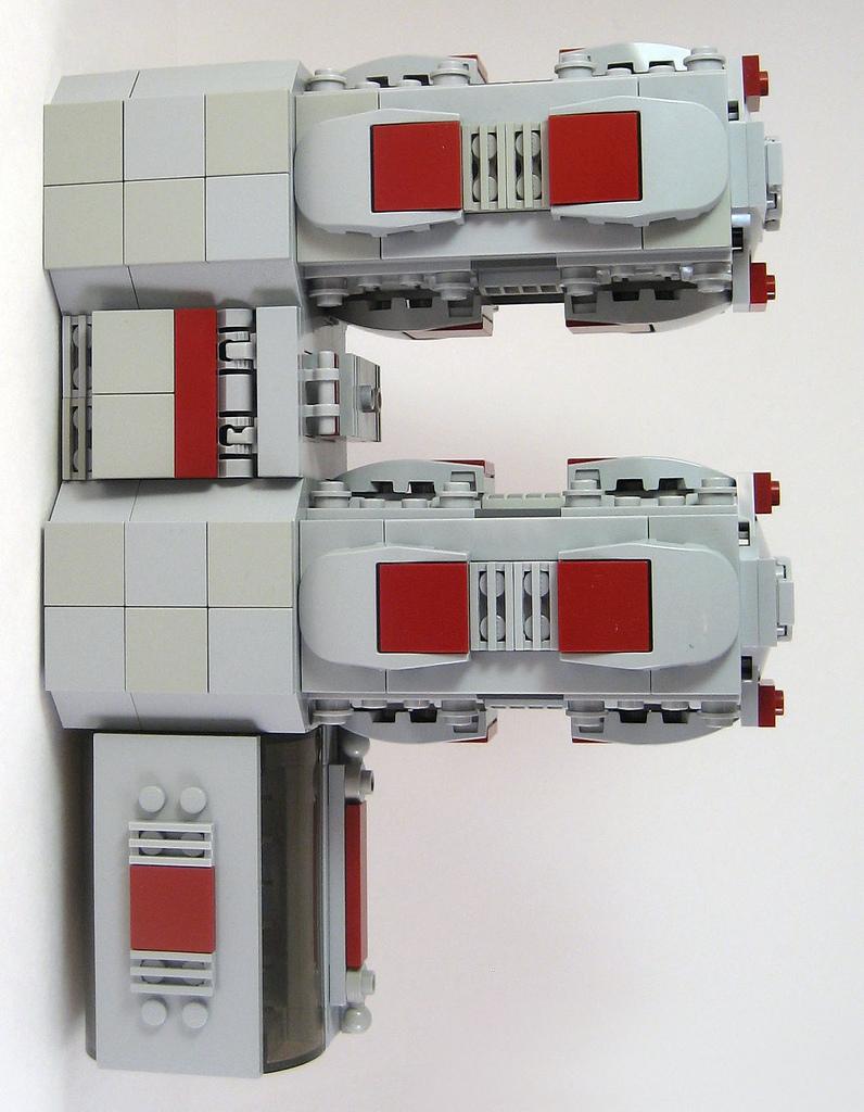 alphabet vaisseau spatial lego star wars 06 Alphabet de vaisseaux spatiaux en Lego