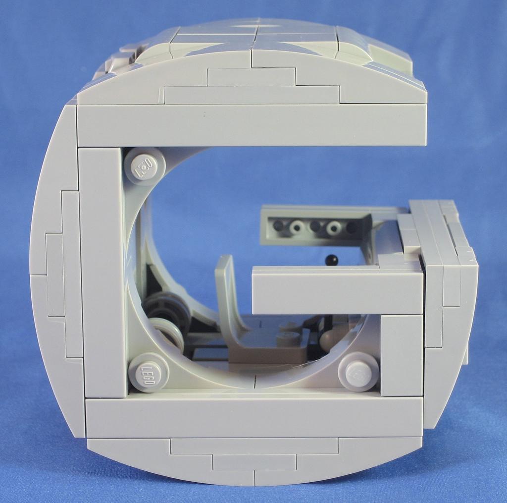 alphabet vaisseau spatial lego star wars 07 Alphabet de vaisseaux spatiaux en Lego