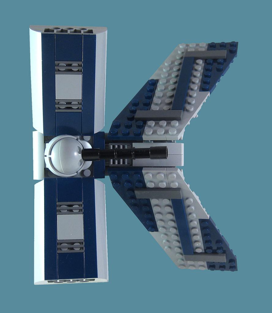 alphabet vaisseau spatial lego star wars 11 Alphabet de vaisseaux spatiaux en Lego