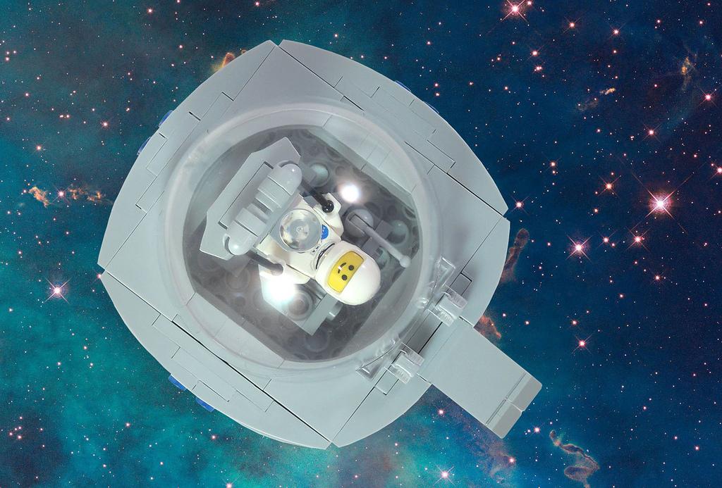 alphabet vaisseau spatial lego star wars 17 Alphabet de vaisseaux spatiaux en Lego