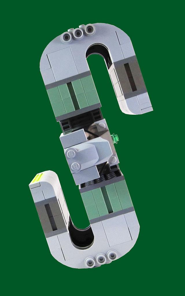 alphabet vaisseau spatial lego star wars 19 Alphabet de vaisseaux spatiaux en Lego