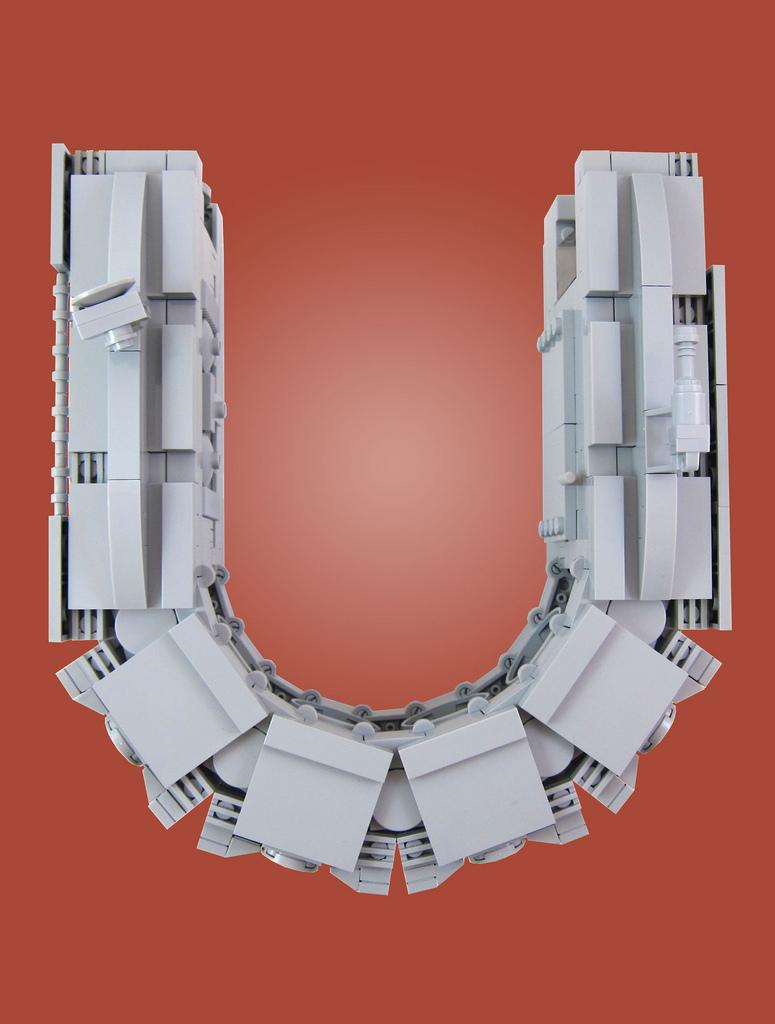 alphabet vaisseau spatial lego star wars 21 Alphabet de vaisseaux spatiaux en Lego