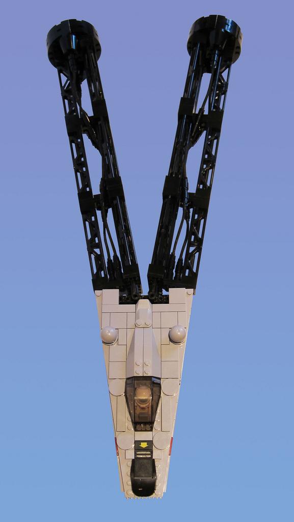 alphabet vaisseau spatial lego star wars 22 Alphabet de vaisseaux spatiaux en Lego
