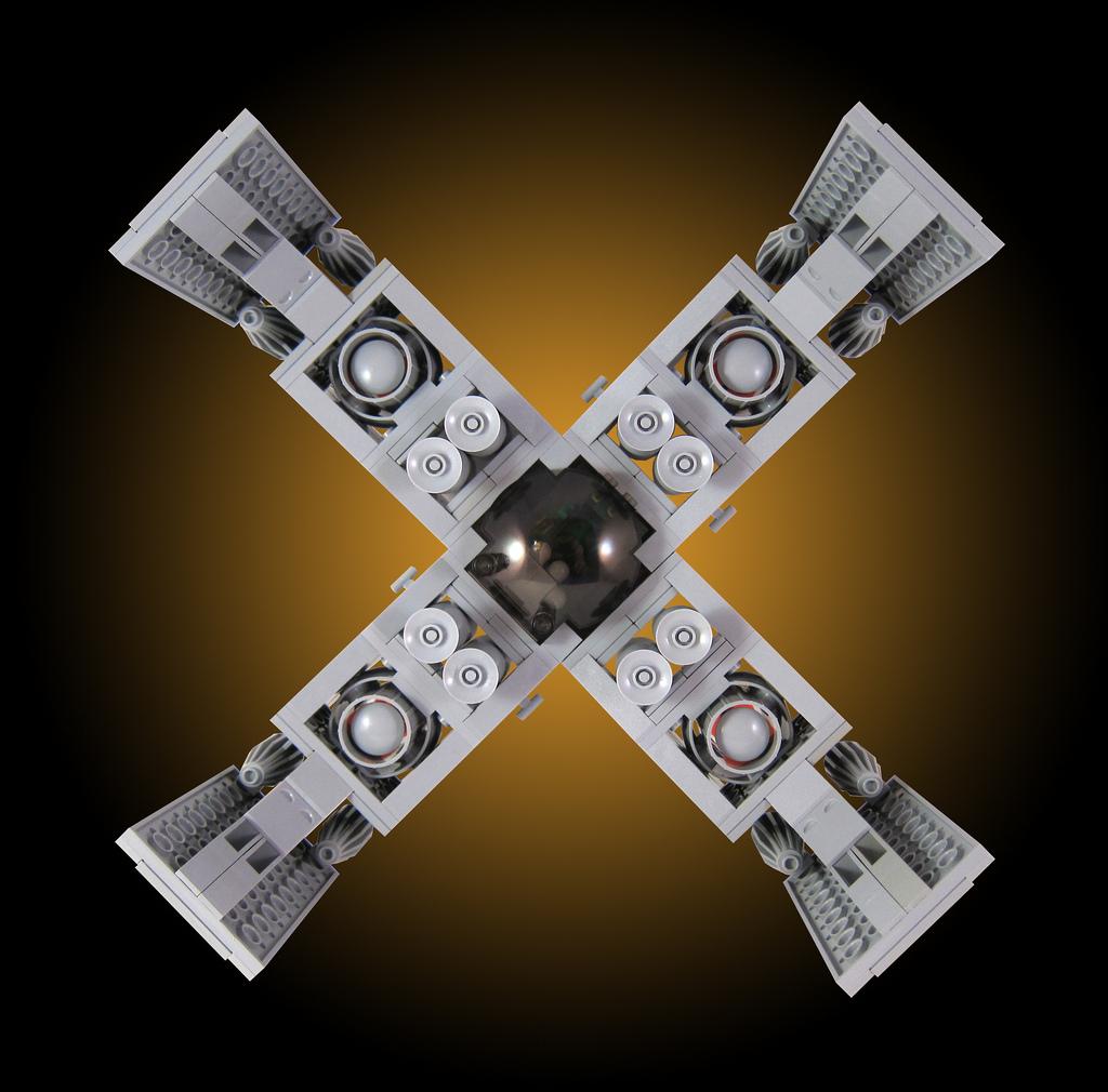 alphabet vaisseau spatial lego star wars 24 Alphabet de vaisseaux spatiaux en Lego