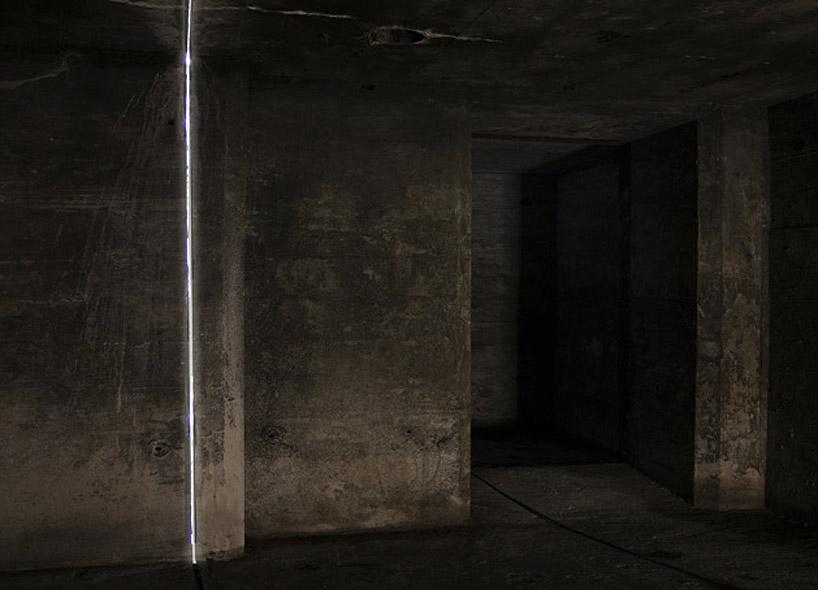 bunker decoupe traverse 06 Un bunker découpé