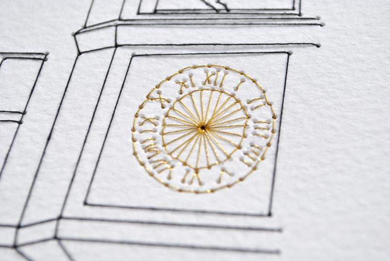 couture fil papier 06 Coutures sur papier
