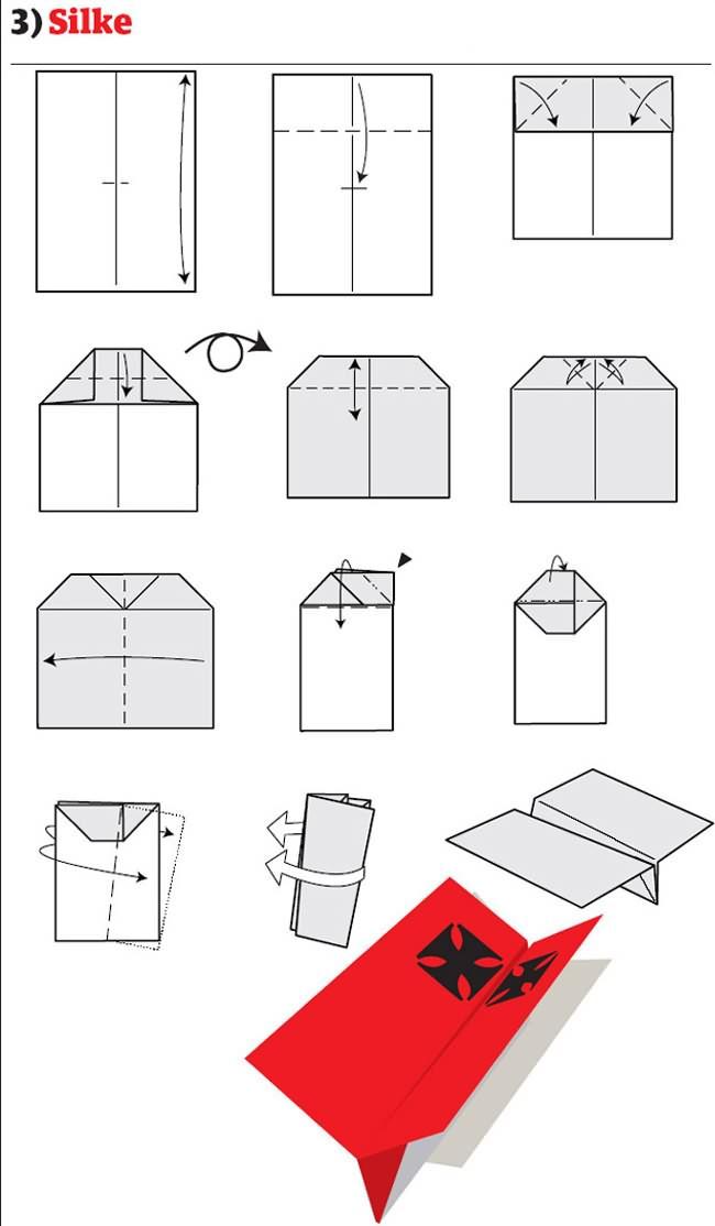 instruction avion papier mode emploi pliage 03 12 instructions pour plier des avions en papier originaux