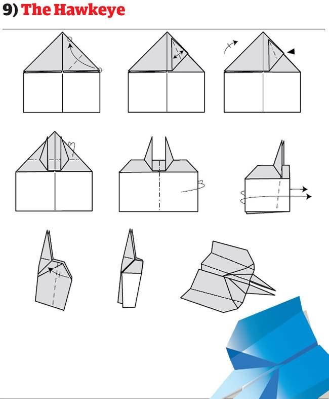 instruction avion papier mode emploi pliage 09 12 instructions pour plier des avions en papier originaux