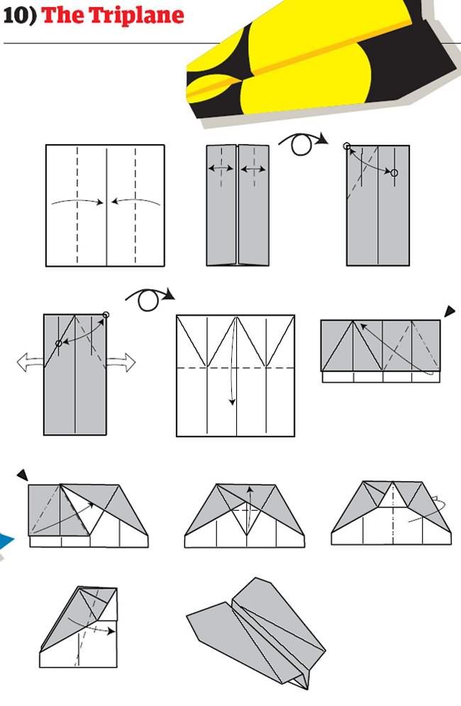 instruction avion papier mode emploi pliage 10 12 instructions pour plier des avions en papier originaux