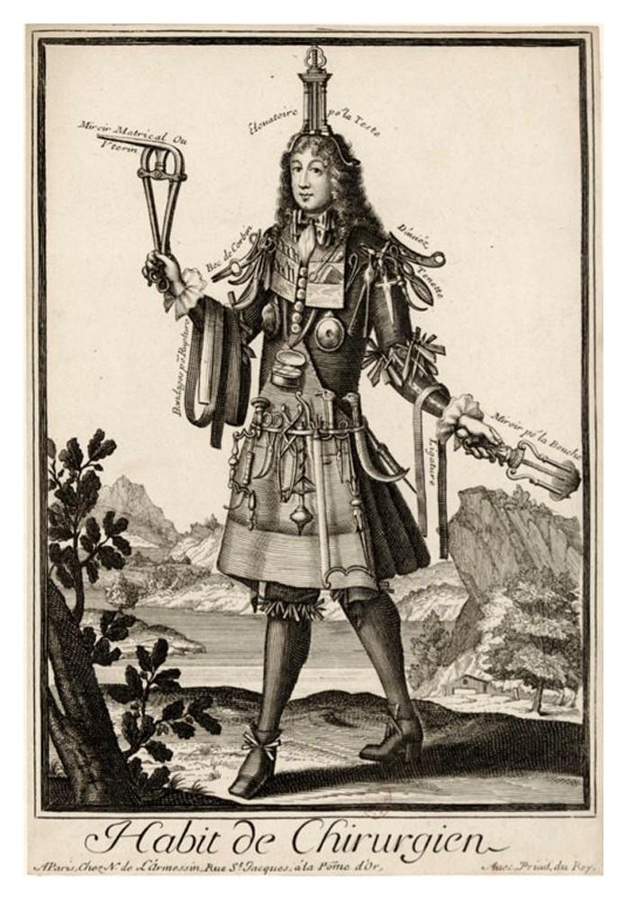 Nicolas Larmessin Costumes Grotesques Habit metier 33 Costumes grotesques et métiers de Nicolas de Larmessin