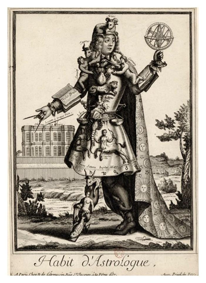 Nicolas Larmessin Costumes Grotesques Habit metier 47 Costumes grotesques et métiers de Nicolas de Larmessin