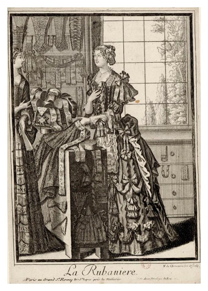 Nicolas Larmessin Costumes Grotesques Habit metier 57 Costumes grotesques et métiers de Nicolas de Larmessin