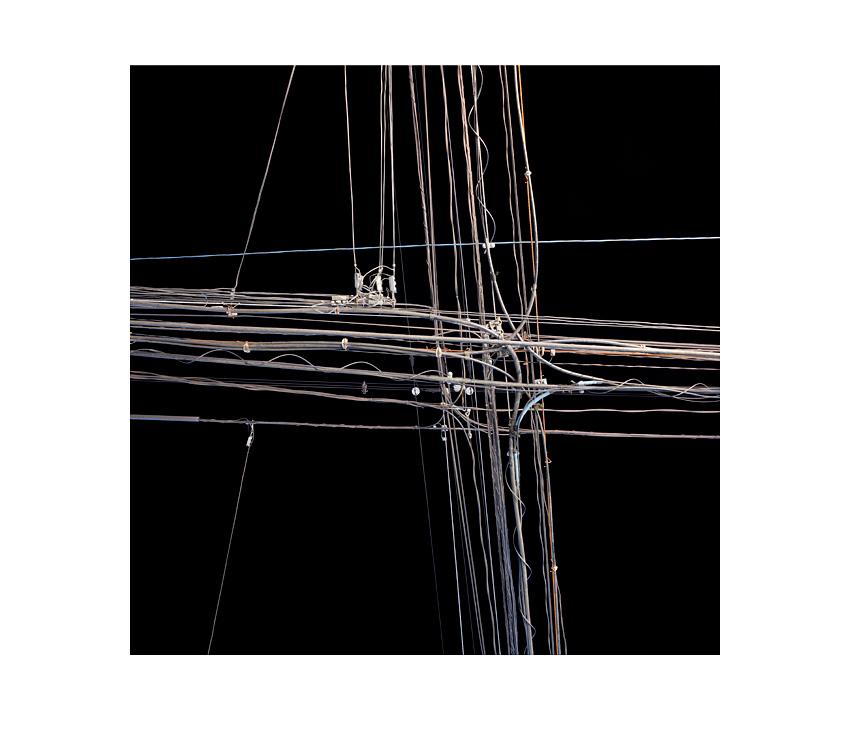 adreas gefeller fil electrique japon 02 Fils électriques japonais dAndreas Gefeller