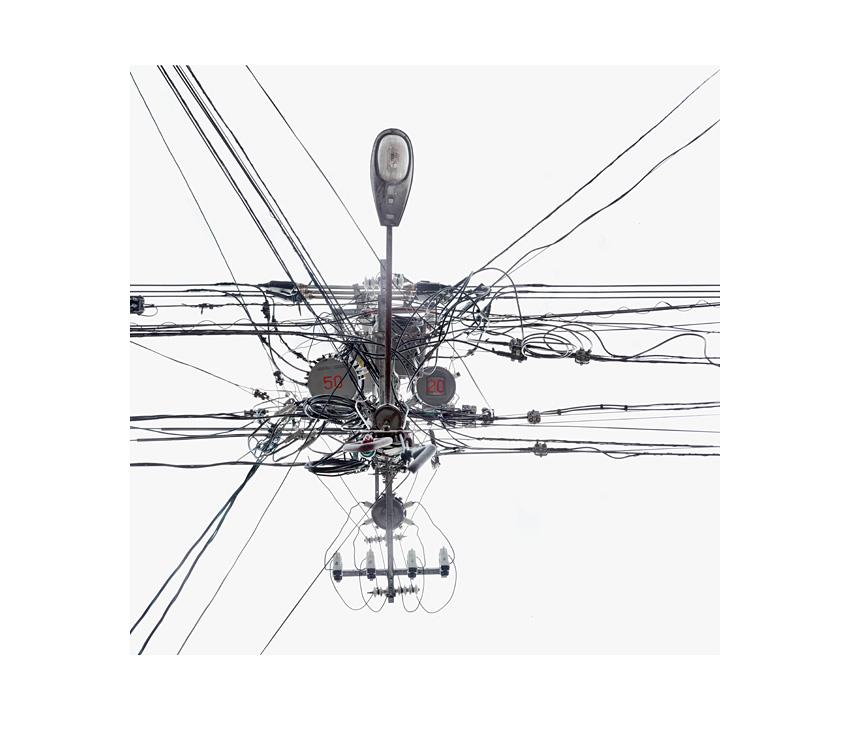 adreas gefeller fil electrique japon 03 Fils électriques japonais dAndreas Gefeller
