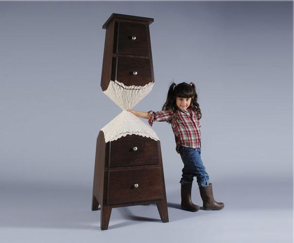 meubles design insolites