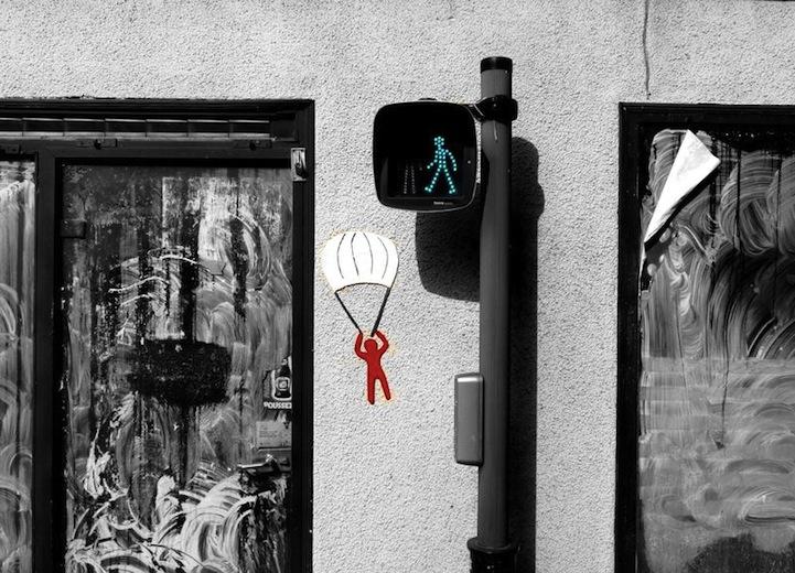 OakOak, du street art insolite français