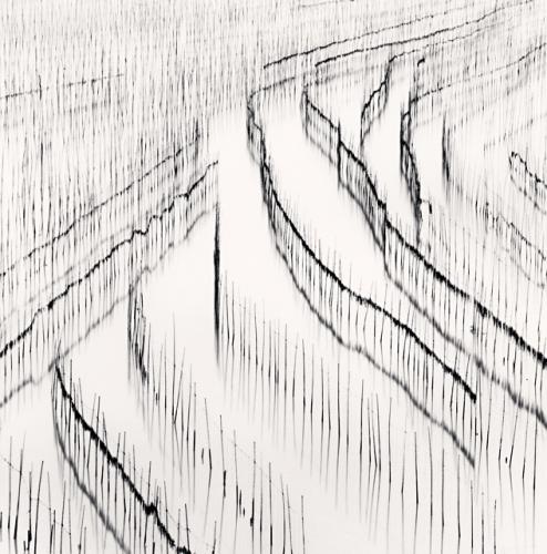 paysage minimaliste kenna mickael carre noir blanc 02 Les paysages minimalistes de Michael Kenna