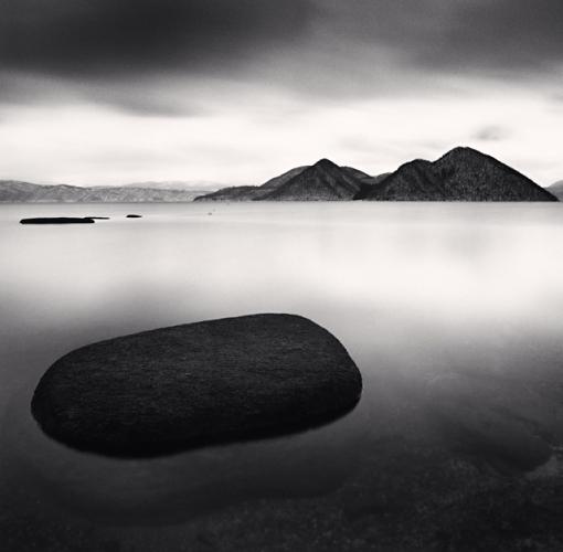 paysage minimaliste kenna mickael carre noir blanc 05 Les paysages minimalistes de Michael Kenna