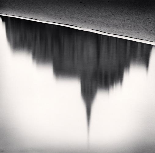 paysage minimaliste kenna mickael carre noir blanc 06 Les paysages minimalistes de Michael Kenna