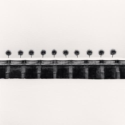 paysage minimaliste kenna mickael carre noir blanc 07 Les paysages minimalistes de Michael Kenna