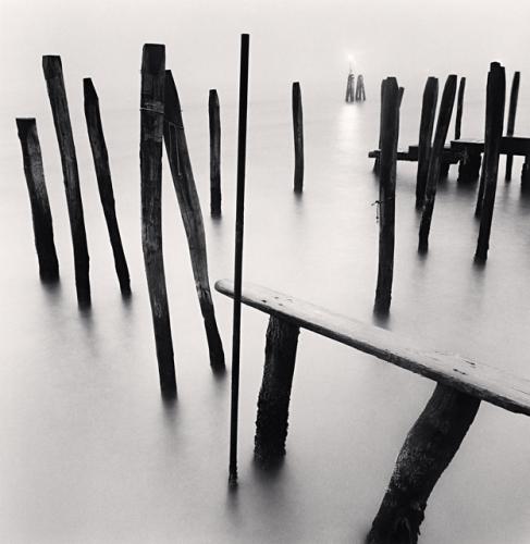 paysage minimaliste kenna mickael carre noir blanc 11 Les paysages minimalistes de Michael Kenna