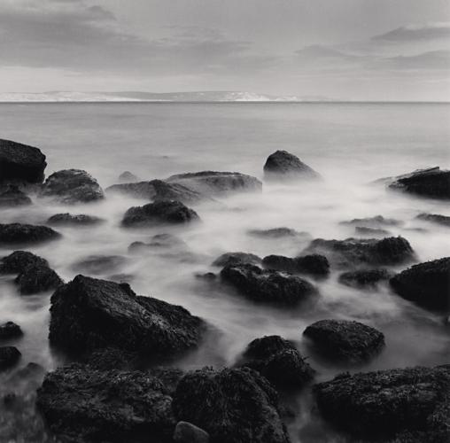 paysage minimaliste kenna mickael carre noir blanc 14 Les paysages minimalistes de Michael Kenna