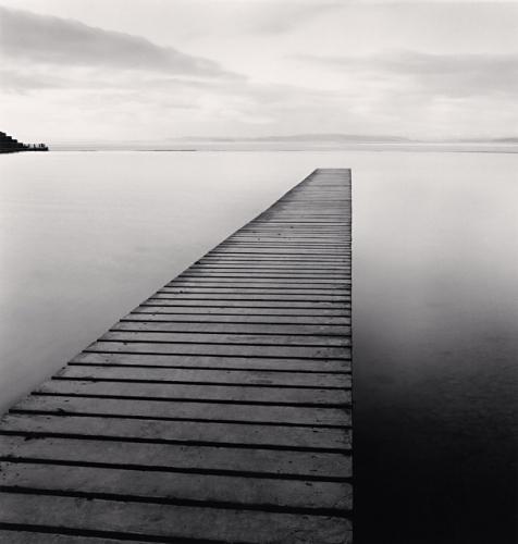 paysage minimaliste kenna mickael carre noir blanc 15 Les paysages minimalistes de Michael Kenna