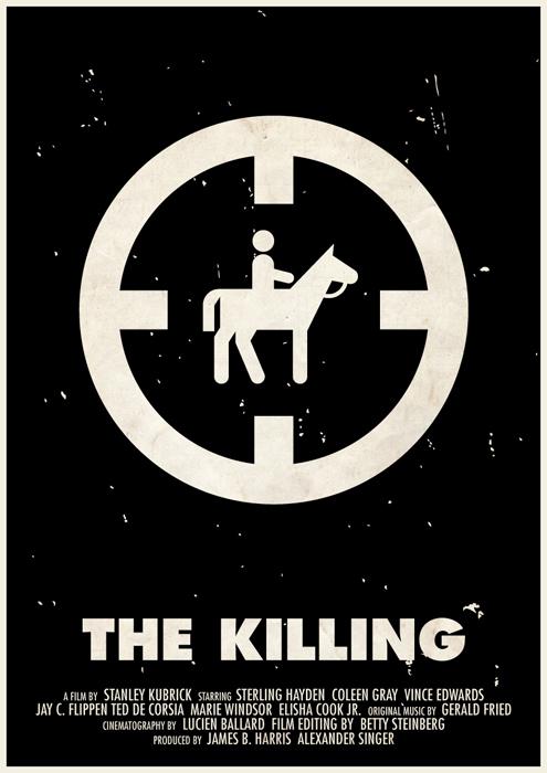 stanley kubrick affiche icone 01 Affiches des films de Stanley Kubrick en pictogrammes