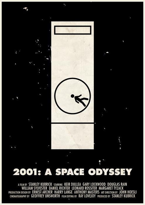 stanley kubrick affiche icone 06 Affiches des films de Stanley Kubrick en pictogrammes