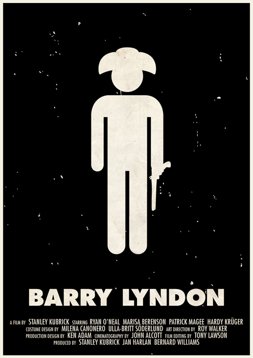 stanley kubrick affiche icone 08 Affiches des films de Stanley Kubrick en pictogrammes