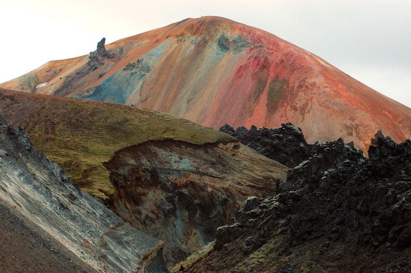 Infos Islande Volcan