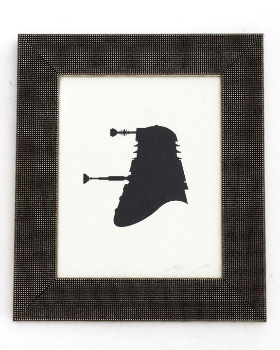 silhouette personnage celebre papier 01 Silhouettes de figures populaires en papier
