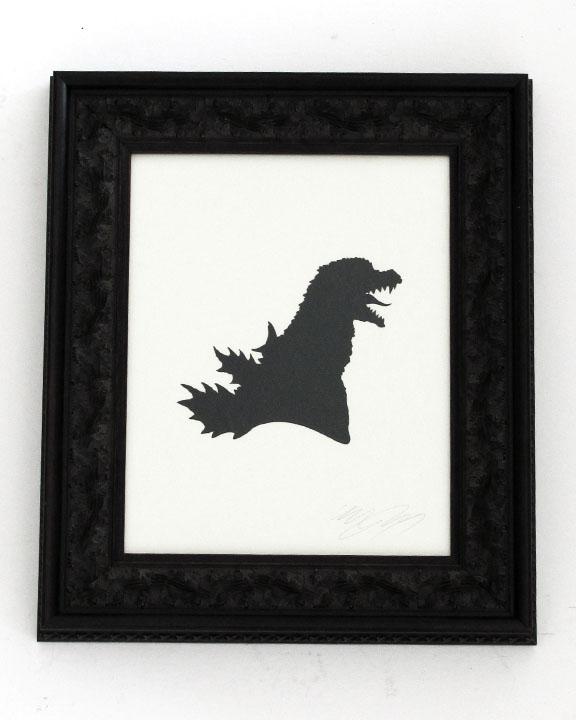 silhouette personnage celebre papier 09 Silhouettes de figures populaires en papier
