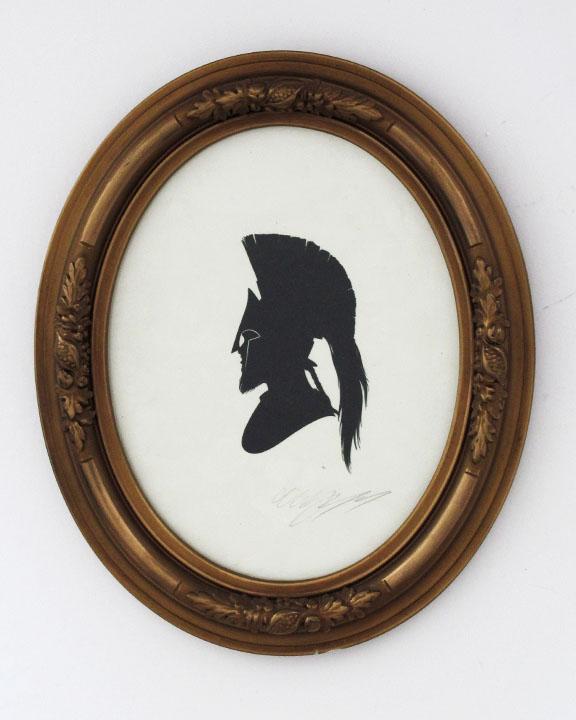 silhouette personnage celebre papier 30 Silhouettes de figures populaires en papier