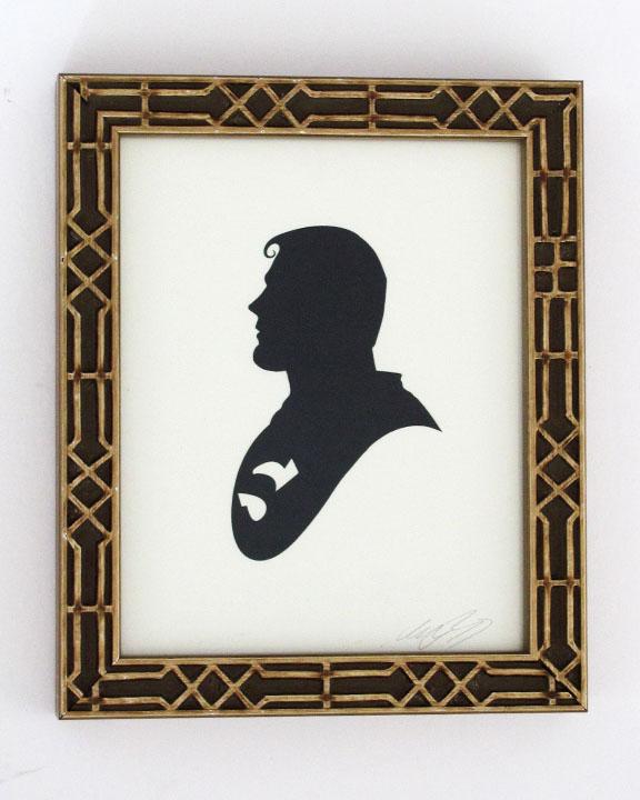 silhouette personnage celebre papier 31 Silhouettes de figures populaires en papier