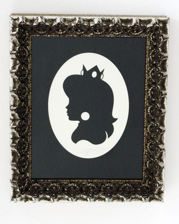 silhouette personnage celebre papier 32 Silhouettes de figures populaires en papier