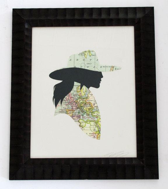 silhouette personnage celebre papier 37 Silhouettes de figures populaires en papier