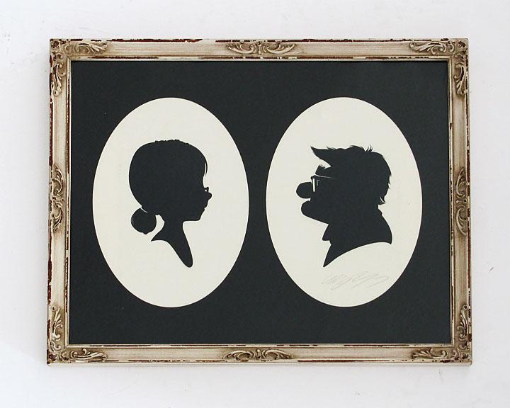 silhouette personnage celebre papier 39 Silhouettes de figures populaires en papier