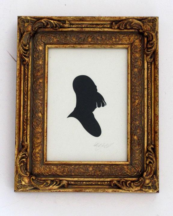 silhouette personnage celebre papier 40 Silhouettes de figures populaires en papier