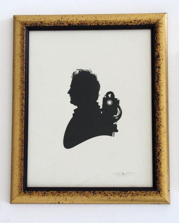silhouette personnage celebre papier 47 Silhouettes de figures populaires en papier