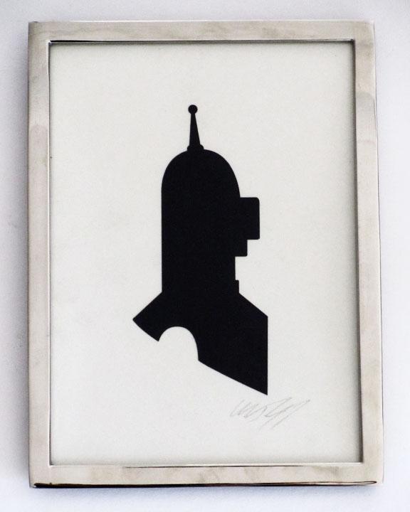 silhouette personnage celebre papier 51 Silhouettes de figures populaires en papier