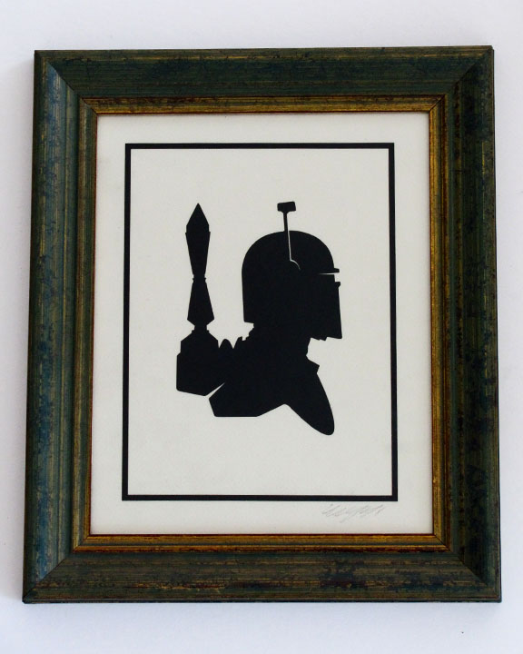 silhouette personnage celebre papier 54 Silhouettes de figures populaires en papier