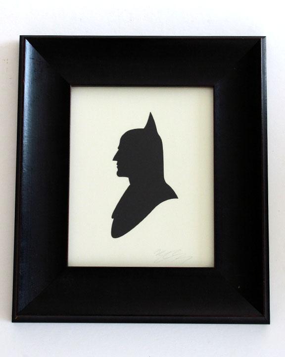 silhouette personnage celebre papier 58 Silhouettes de figures populaires en papier