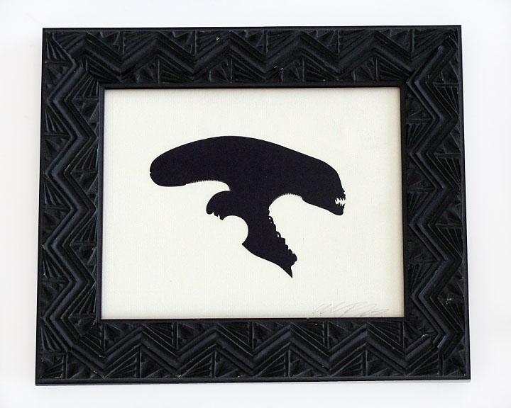 silhouette personnage celebre papier 59 Silhouettes de figures populaires en papier