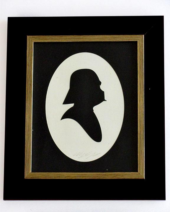 silhouette personnage celebre papier 66 Silhouettes de figures populaires en papier
