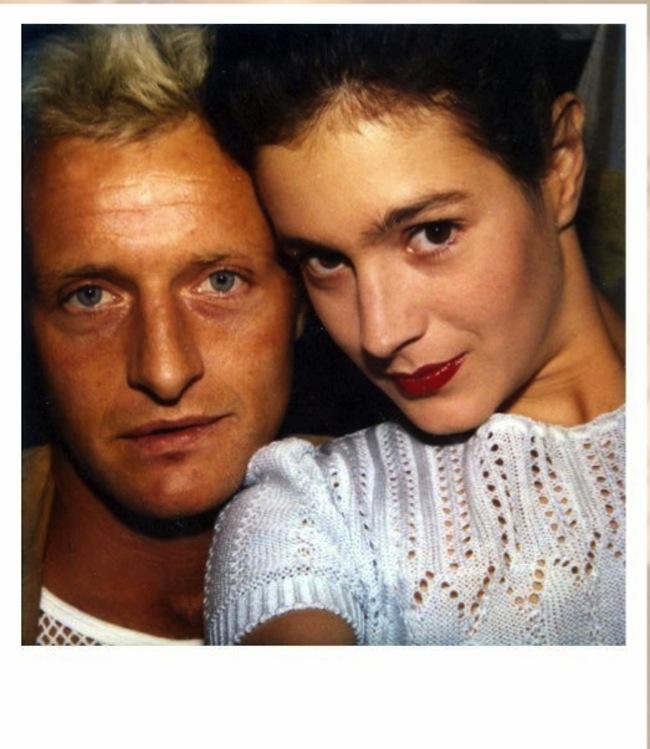 blade runner tournage polaroid 09 Blade Runner Polaroids