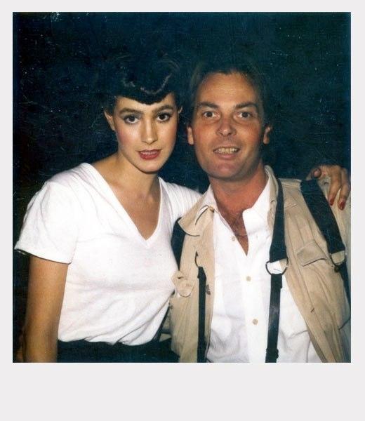 blade runner tournage polaroid 17 Blade Runner Polaroids