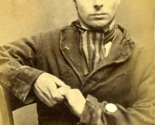 George Bell, 24 ans, reconnu coupable d'avoir volé une montre, condamné à 2 mois