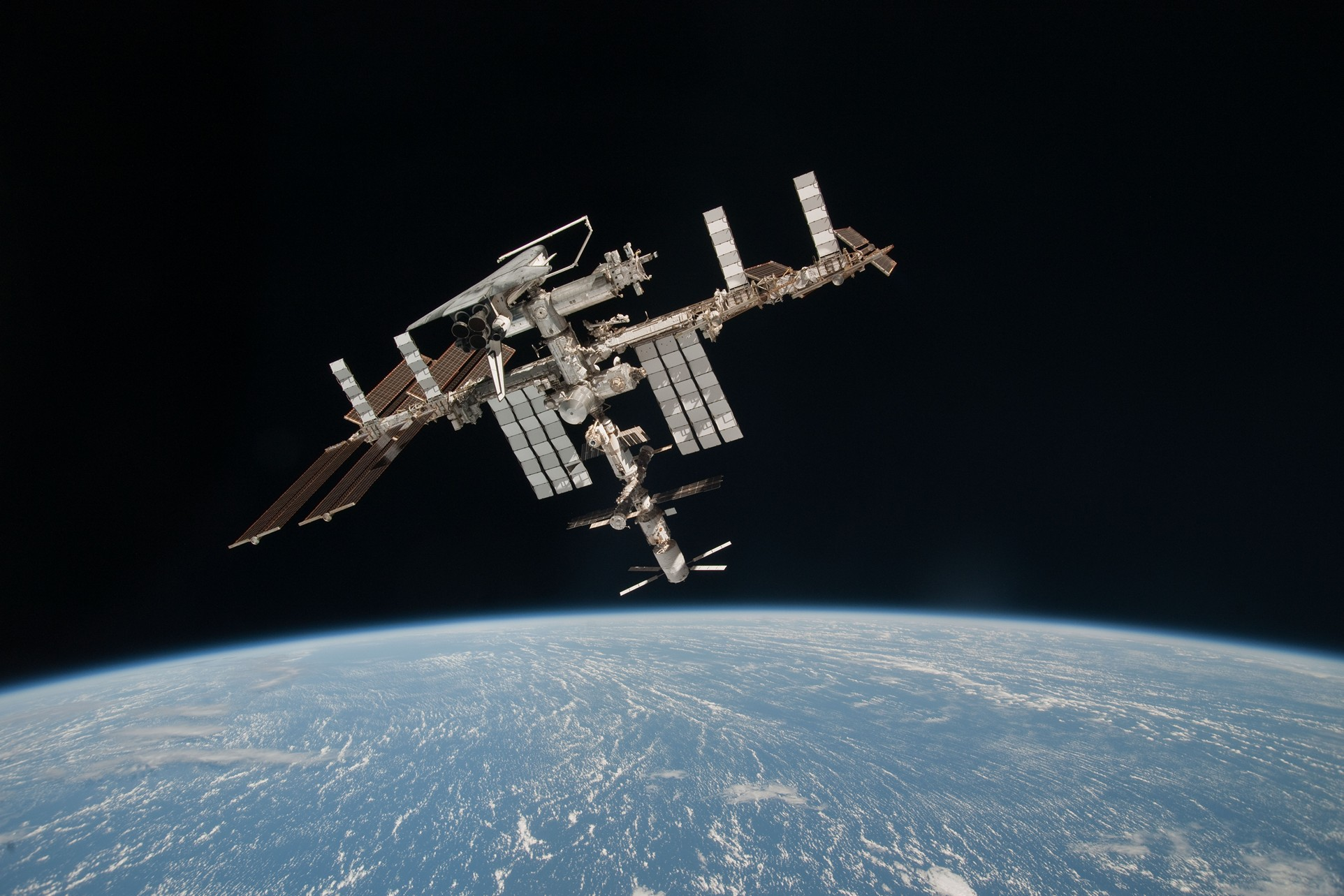 Trip to space station essay