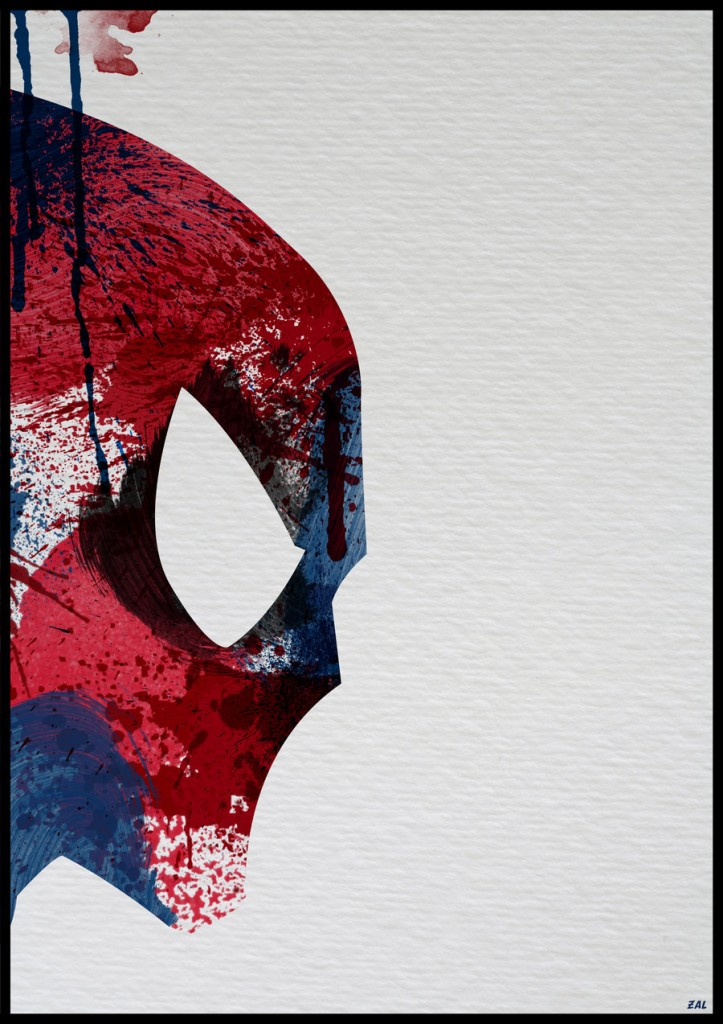 superhero peinture pochoir 04 Peinture, pochoirs et super héros